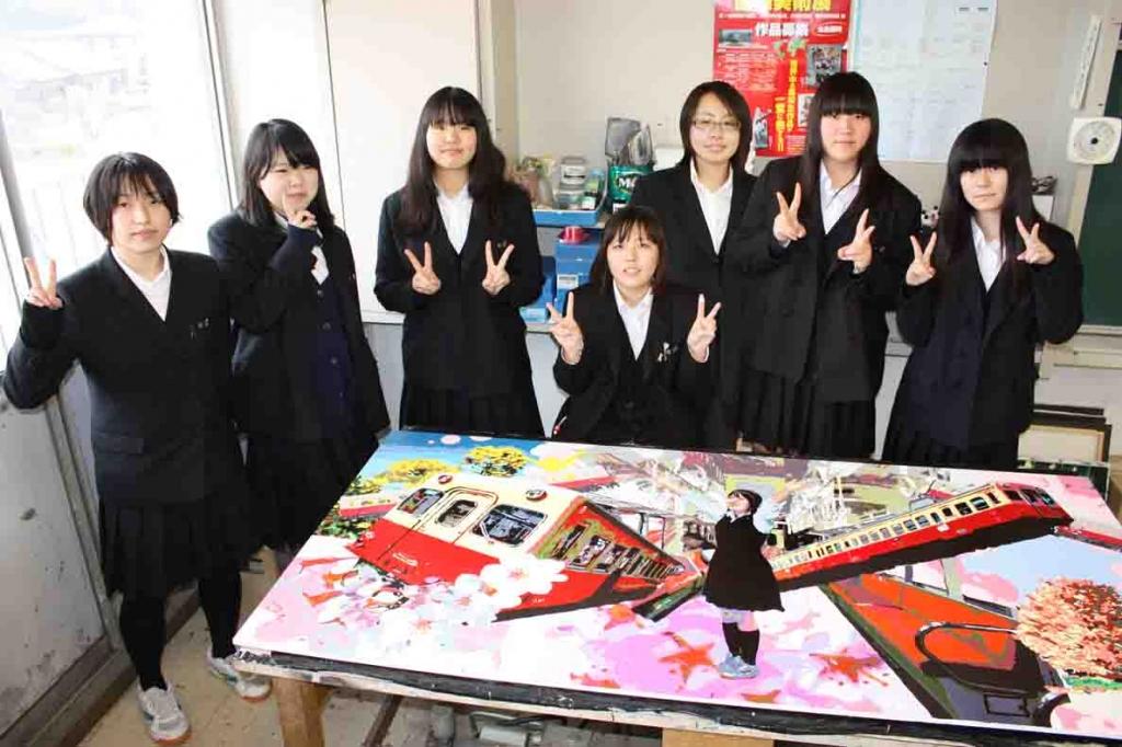 京葉高等学校制服画像